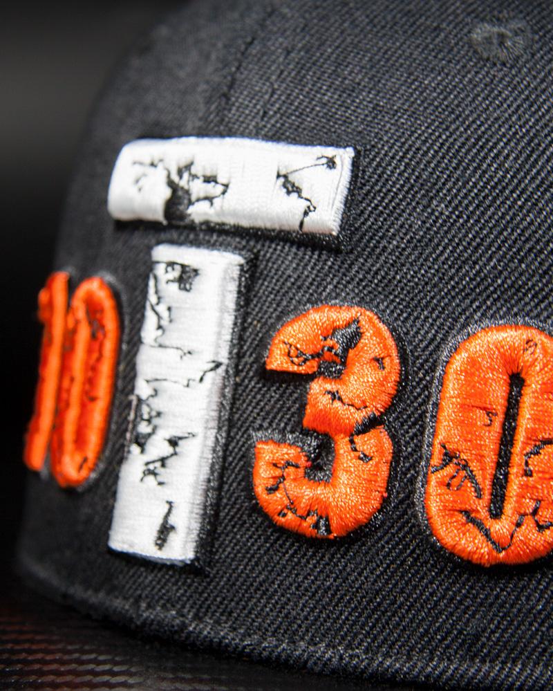 10T30 Snapback Cap-81