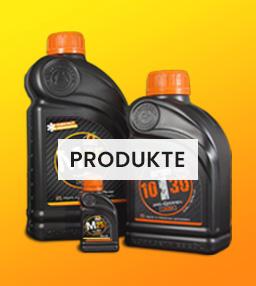 Kopfgetriebeöl Likör Öldose